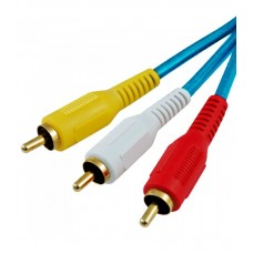 3RCA AV 3.0M Composite Cable
