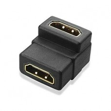HDMI Female to Female Adapter - 90 Degree