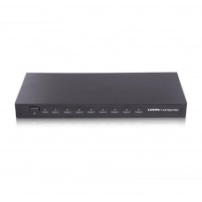 HDMI Splitter 1 in 8 Out V1.4 Powered 1x 8 Ports Full Ultra HD 1080P