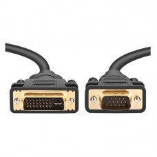 DVI-I (24+5) to VGA Cable 1.8 m Long