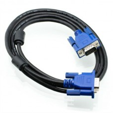 1.8m VGA 15-pin Male to Male Cable