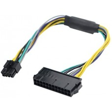 24Pin to 8Pin  ATX Power Supply Motherboard Adapter