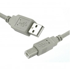 USB Printer Cable - USB2.0 PTR 1.0M (A-B)