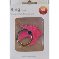 Mobile Ring Stent Pink Unicorn