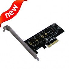 Agestar NVMe SSD To PCIe 3.0 x4 Expansion Card