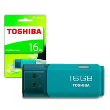 Toshiba 16 GB U202 USB flash Drive Aqua, Retail Box