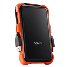 Apacer AC630 1TB USB 3.1 Military-Grade Portable Hard Drive