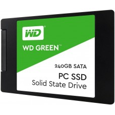 Western Digital Green 240Gb 2.5 SATA SSD