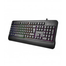 Astrum Rainbow Color Backlit LED Wired Keyboard