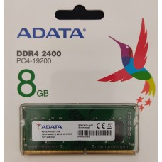Adata Ddr4 Notebook So-Dimm Valueram  8Gb 2400Mhz