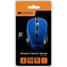 Canyon CNE-CMSW1BL Wireless Mouse 1200Dpi