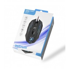 Astrum Wired Gaming Mouse 6D LED RGB 3200 DPI