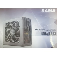 Sama 450W PPFC ATX Gaming Power Supply