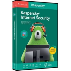 Kaspersky 2020 Internet Security 4 User 1 Year Licence