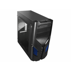 Raidmax EXO SE Windowed Gaming Case - Blue
