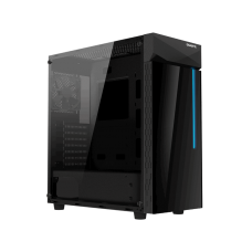 Gigabyte C200 Glass RGB Tempered Glass Gaming PC Case