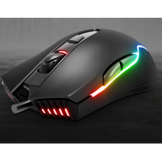 KWG Orion M1 RGB streaming lighting Unique lighting effects for gaming mouse