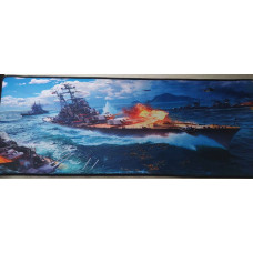 Gaming Mouse Pad XL 80x30cm 3