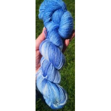 Yarn Lace 100g blue