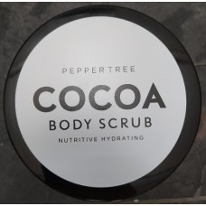 Body Scrub Cocoa