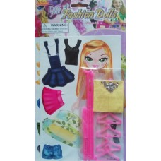 Dress Up Fashion Doll 3