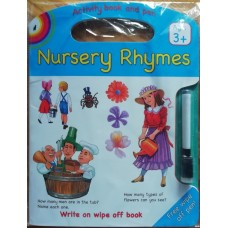 Activity Book Nursery Rhymes