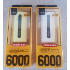 Fonsi 6000mAH Power Bank