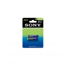 Sony Alkaline Blue AAA Size 2-pc Blister pack