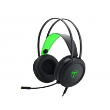 T-Dagger Ural Green Gaming Headset