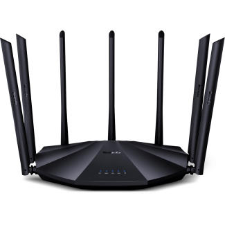 Tenda AC23 Smart WiFi Router - Dual Band Gigabit Wireless
