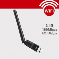 USB WiFi Wireless LAN Adapter With Antenna
