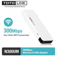 TOTOLINK 300MB WIRELESS USB ADAPTER